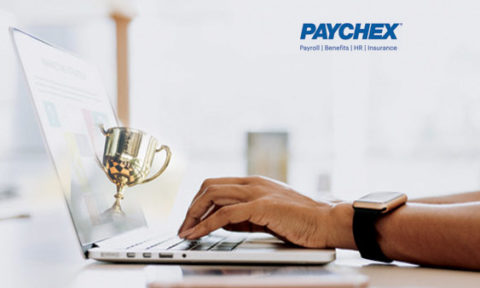 Paychex Wins Third-Straight Stevie Award for Customer Service