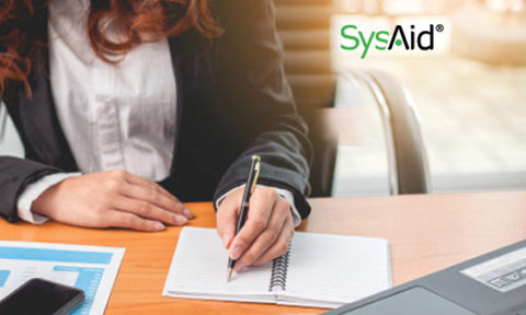 SysAid Unveils Workflow Designer, the Easiest Way to Create, Share, and Optimize Digital Processes