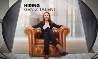 What Generation Z'ers Want at Work - Hint: It's Not Their Dog