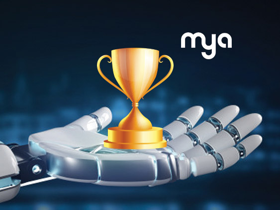 Mya Systems Wins 2019 Artificial Intelligence Breakthrough Award