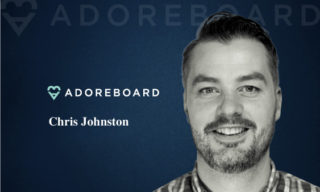 TecHR Interview with Chris Johnston, Founder and CEO at Adoreboard