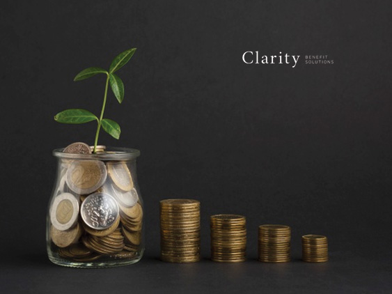 HRA Administration Company, Clarity Benefit Solutions, Shares Financial Wellness Trends