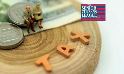 "Tax on Social Security Benefits of ""Wealthy"" Retirees Now Affects Half of All Retiree Households, Says Survey From The Senior Citizens League"