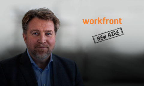 James Murray joins Workfront as EMEA Managing Director