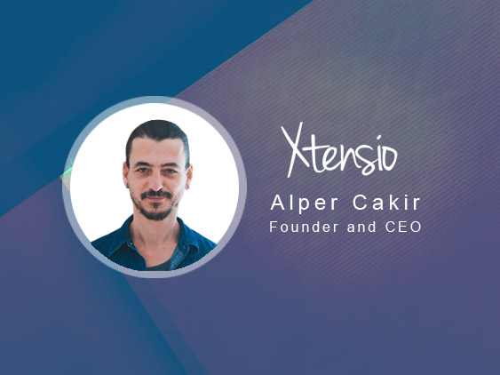 TecHRseries Interview with Alper Cakir Founder & CEO at Xtensio