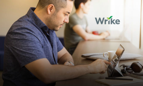 Virtual Teams Can Easily Adapt to Life Outside the Physical Office With Wrike Remote Work Template