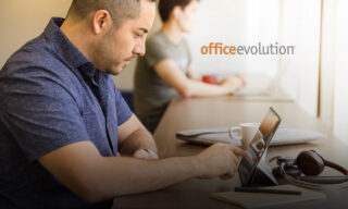 Office Evolution Adds Coworking Rock-Star to Corporate Team