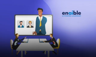 enaible Named a Cool Vendor by Gartner in the April 2020 Cool Vendors in Human Capital Management: Modernizing the Workplace With AI and Video